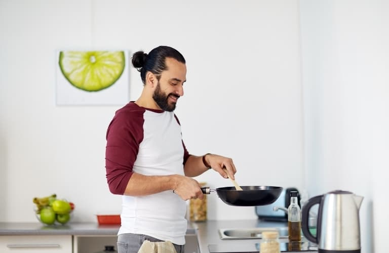 you can put cast iron on electric stove without scratching it