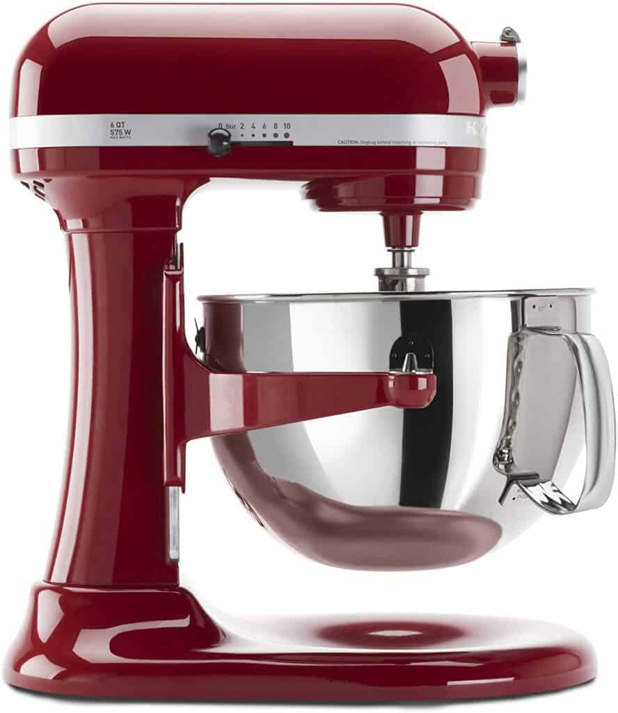 Kitchen Aid is one of the best kitchenware brands