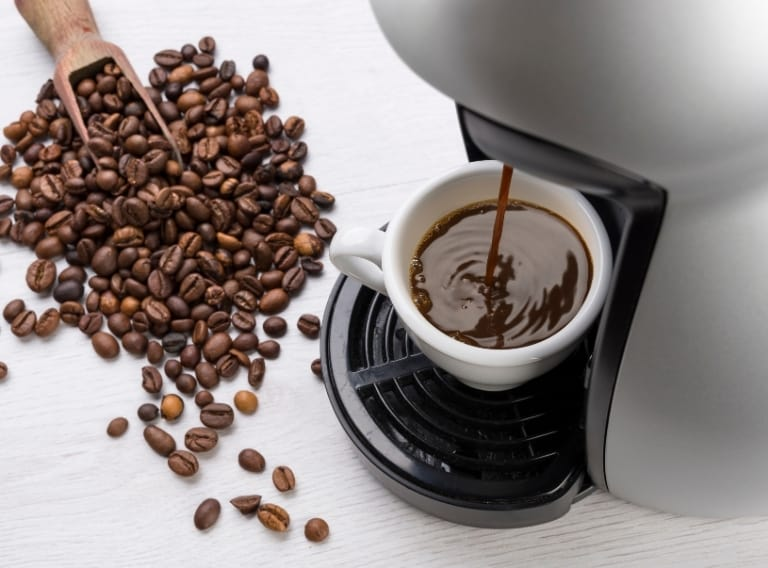 learn how to clean a coffee maker without vinegar