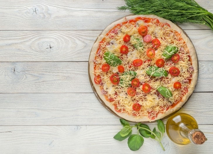 tips on how to clean a pizza stone