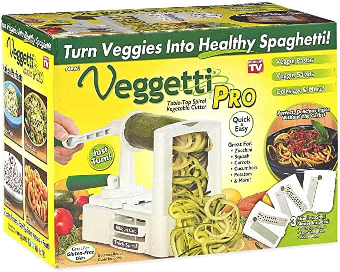 veggetti pro review of the product