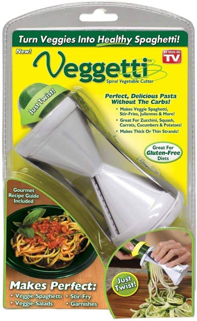 veggetti review of the product